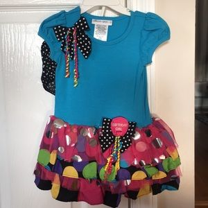 Other - Baby Birthday girl dress